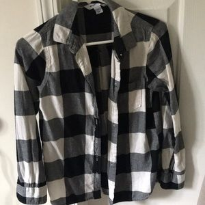 Old Navy Flannel size XS